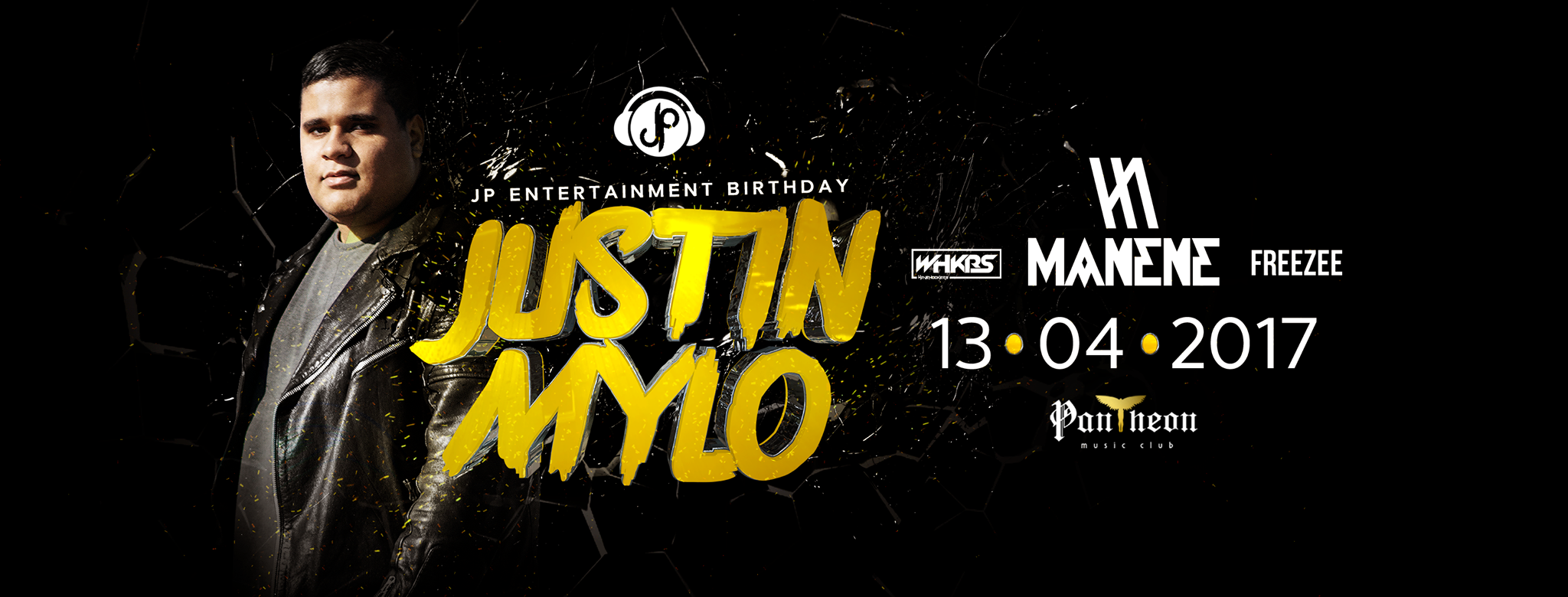 Justin Mylo & 2nd B-Day JP Entertainment