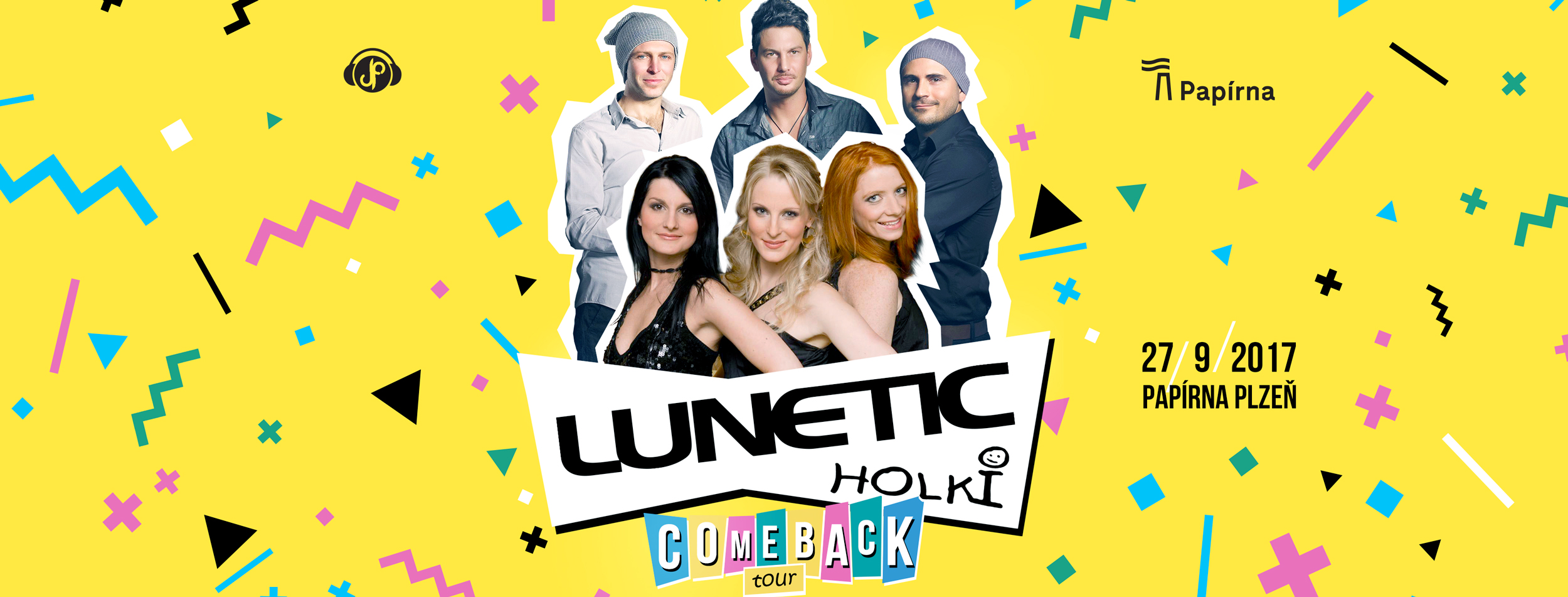 Lunetic & Holki Comeback tour